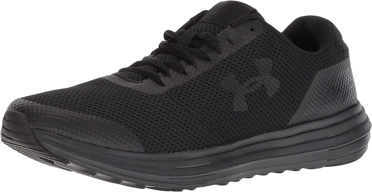 Under Armour UA Surge, Zapatillas de Running para Hombre, Negro (Black), 42 EU: Amazon.es: Zapatos y complementos