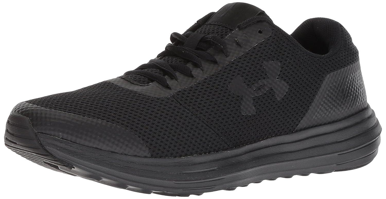 Under Armour UA Surge, Zapatillas de Running para Hombre 45.5 EU|Negro (Black)