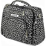 Ju-Ju-Be B.F.F. Convertible Diaper Bag, Platinum Petals