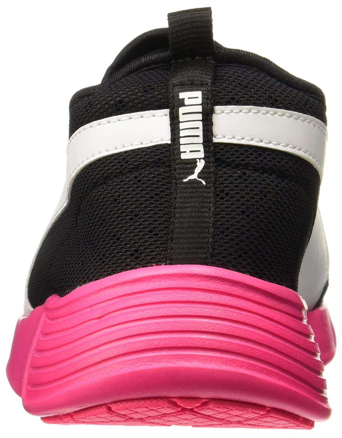 493851334ec Puma Men s St Trainer Evo Slip-On Dp Black-Knockout Pink Multisport Training  Shoes  Buy Online at Low Prices in India - Amazon.in