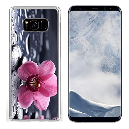 Amazon Com Msd Samsung Galaxy S8 Plus Clear Case Soft Tpu