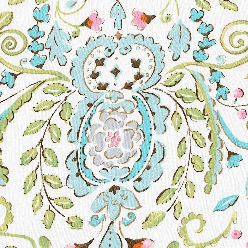 Carousel Designs Kumari Garden Tarika Cradle Sheet