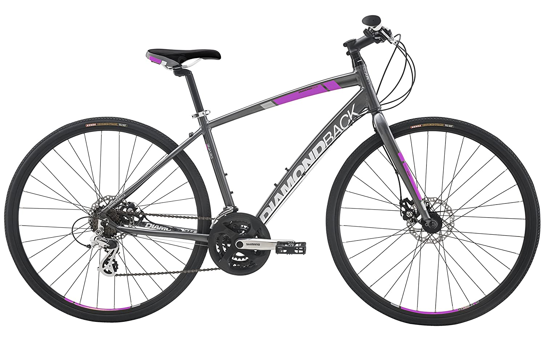 Гибридный велосипед Diamondback Bicycles Women's 2016