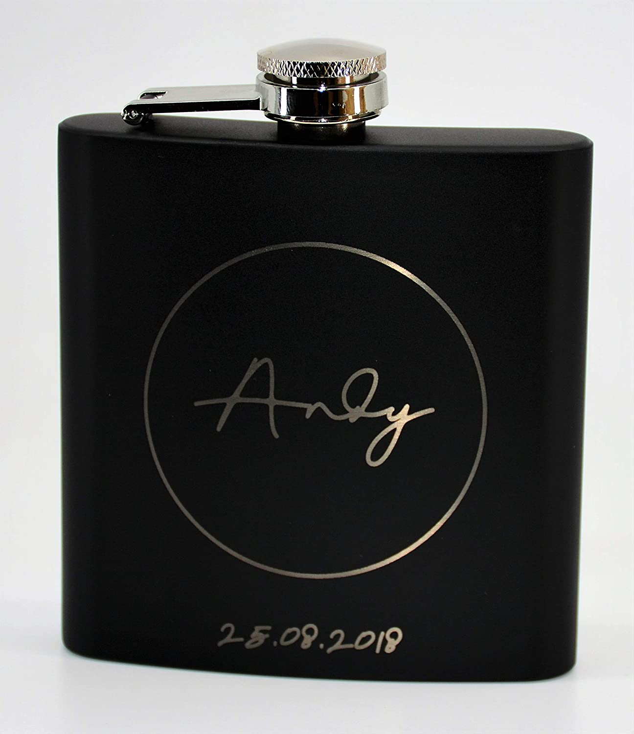 Flask Custom Engraved Design 64