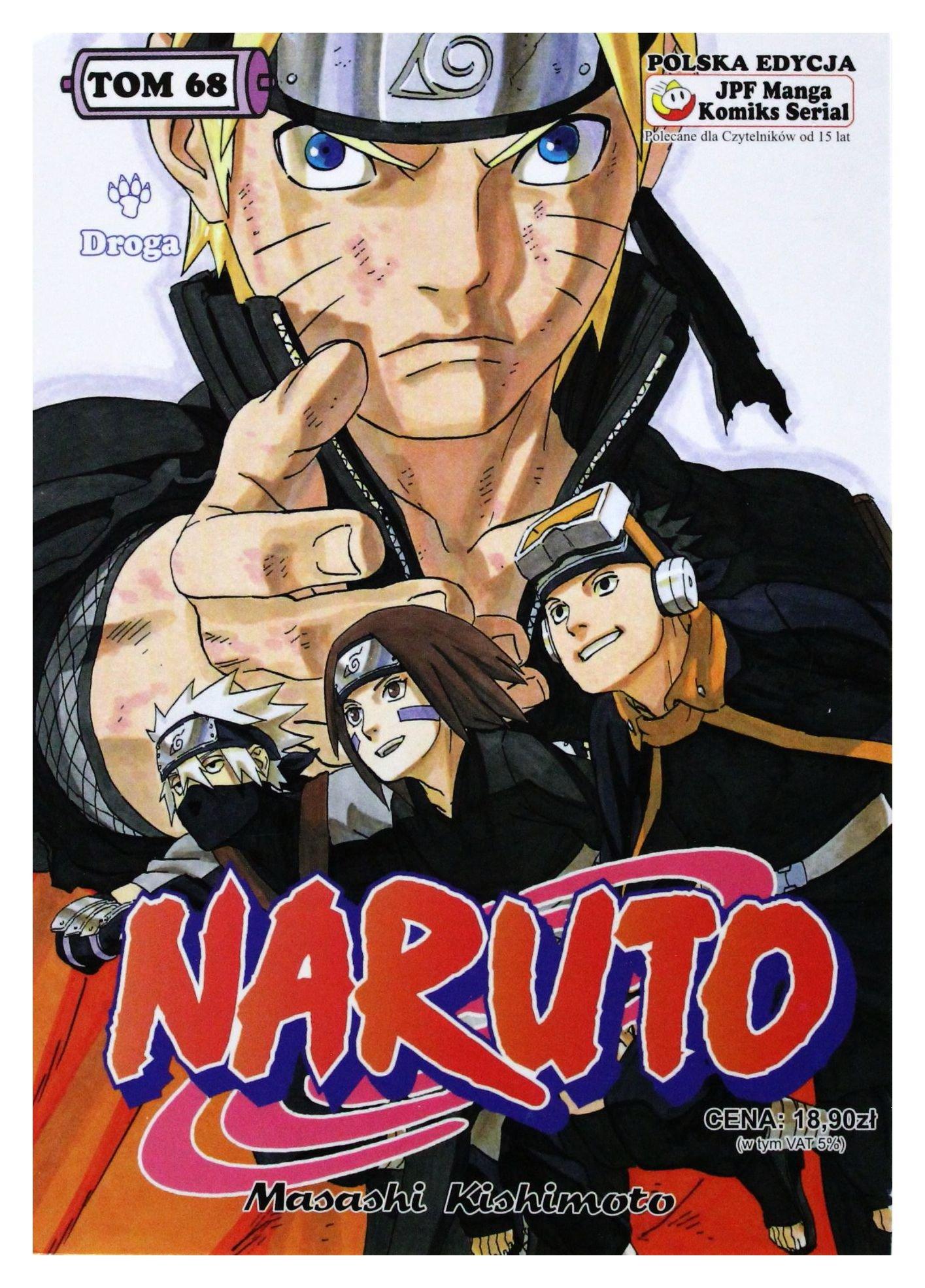 Naruto (Tom 26) - Masashi Kishimoto [KOMIKS] ebook