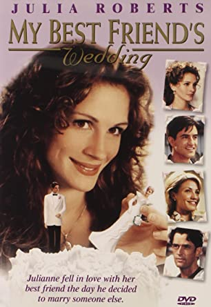 Best Friends Wedding.My Best Friend S Wedding Widescreen Full Screen Import Amazon Ca
