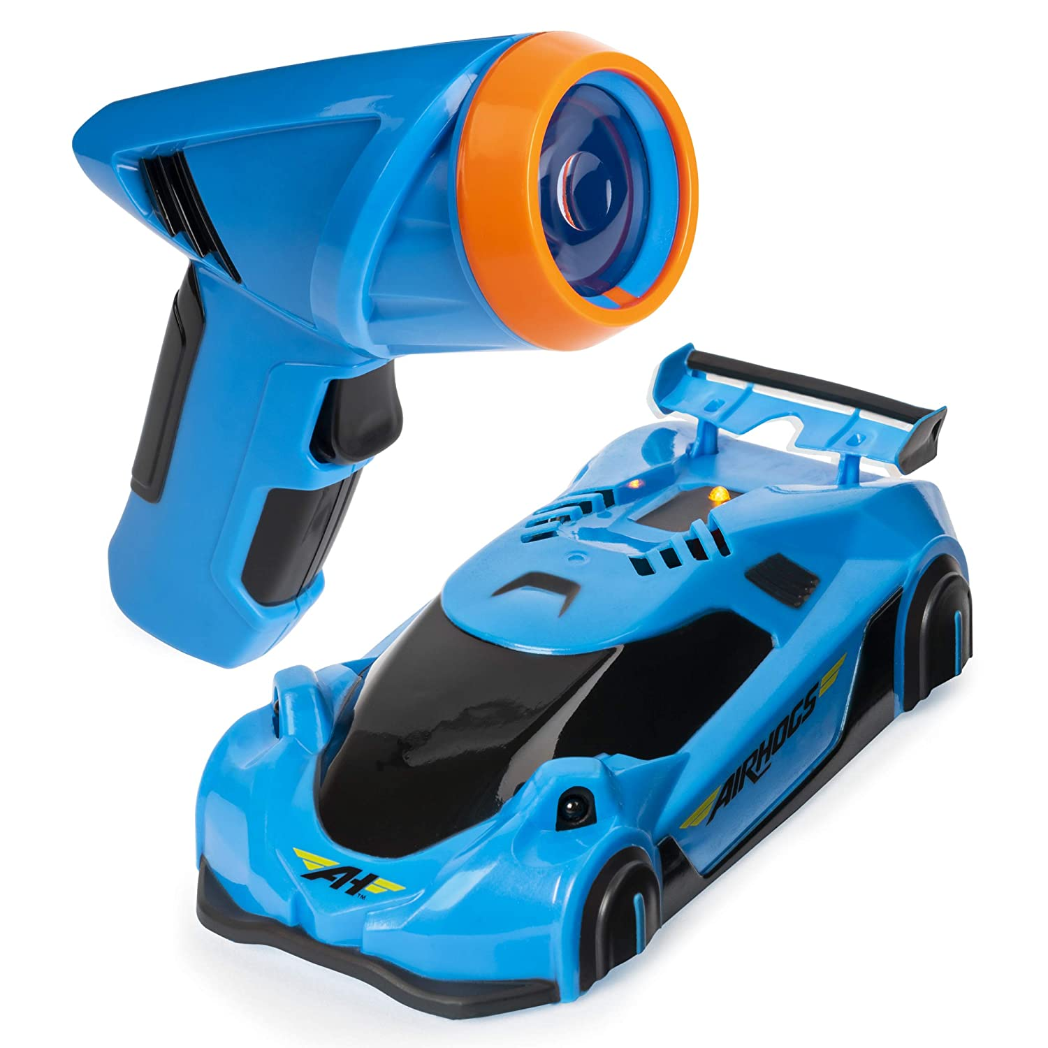 Gravity Auto Sales >> Air Hogs Zero Gravity Laser Guided Real Wall Climbing Remote Control Race Car Blue