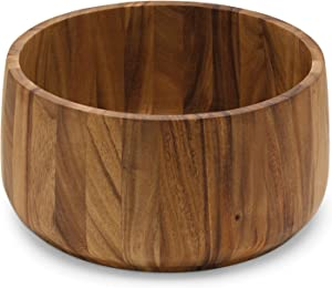 Ironwood Gourmet Large Tulip Salad Bowl, Large Tulip Salad Bowl