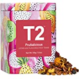 T2 Tea Fruitalicious Fruit Tea, Loose Leaf Fruit Tea in T2 Icon Tin 2020, 100 g