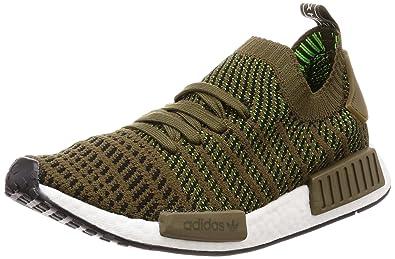 a1a0418442 Amazon.com | adidas - NMDR1 Stlt Primeknit - CQ2389 | Fashion Sneakers