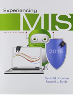 Experiencing mis student value edition 6th edition david m experiencing mis plus mymislab with pearson etext access card package 6th edition fandeluxe Gallery