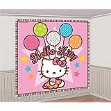 Amscan - Posters gigantes de Hello Kitty(TM)