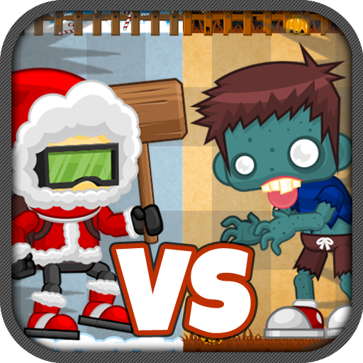 Christmas vs Halloween Tower Defense (Halloween Tower Defense)