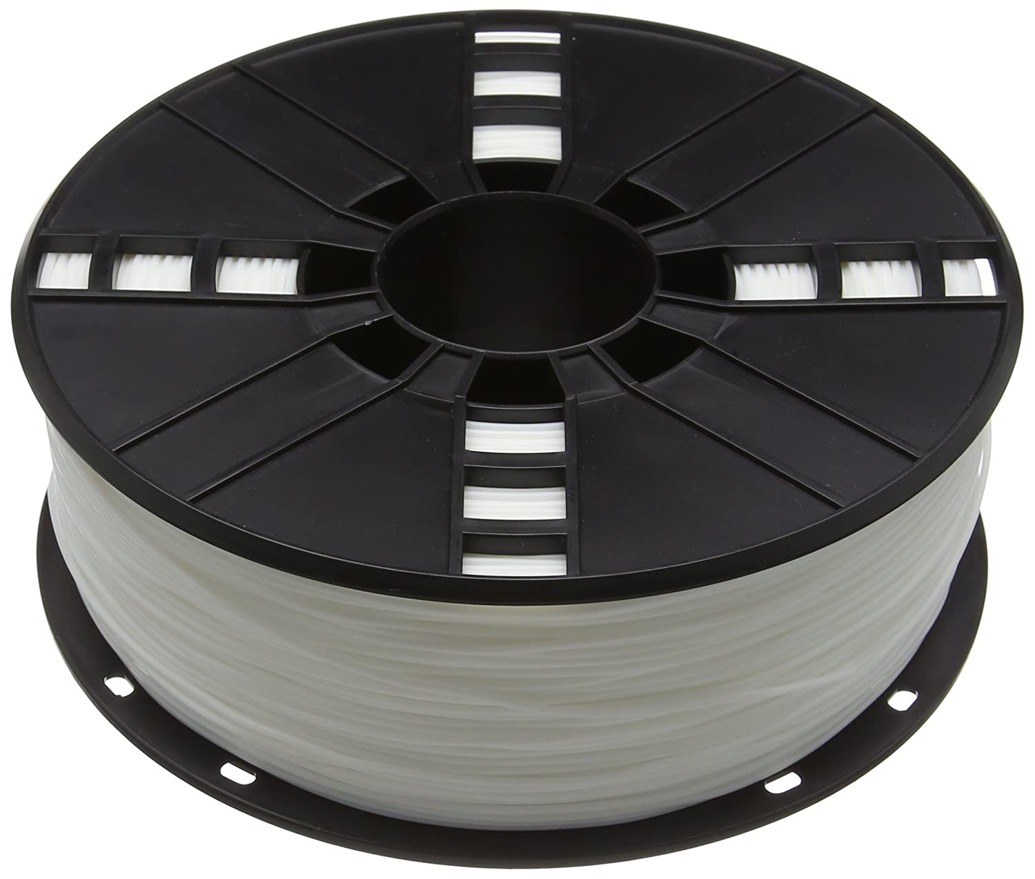 3D-Prima TPE Flexible Filament - 1.75mm - 1 kg spool - White ...