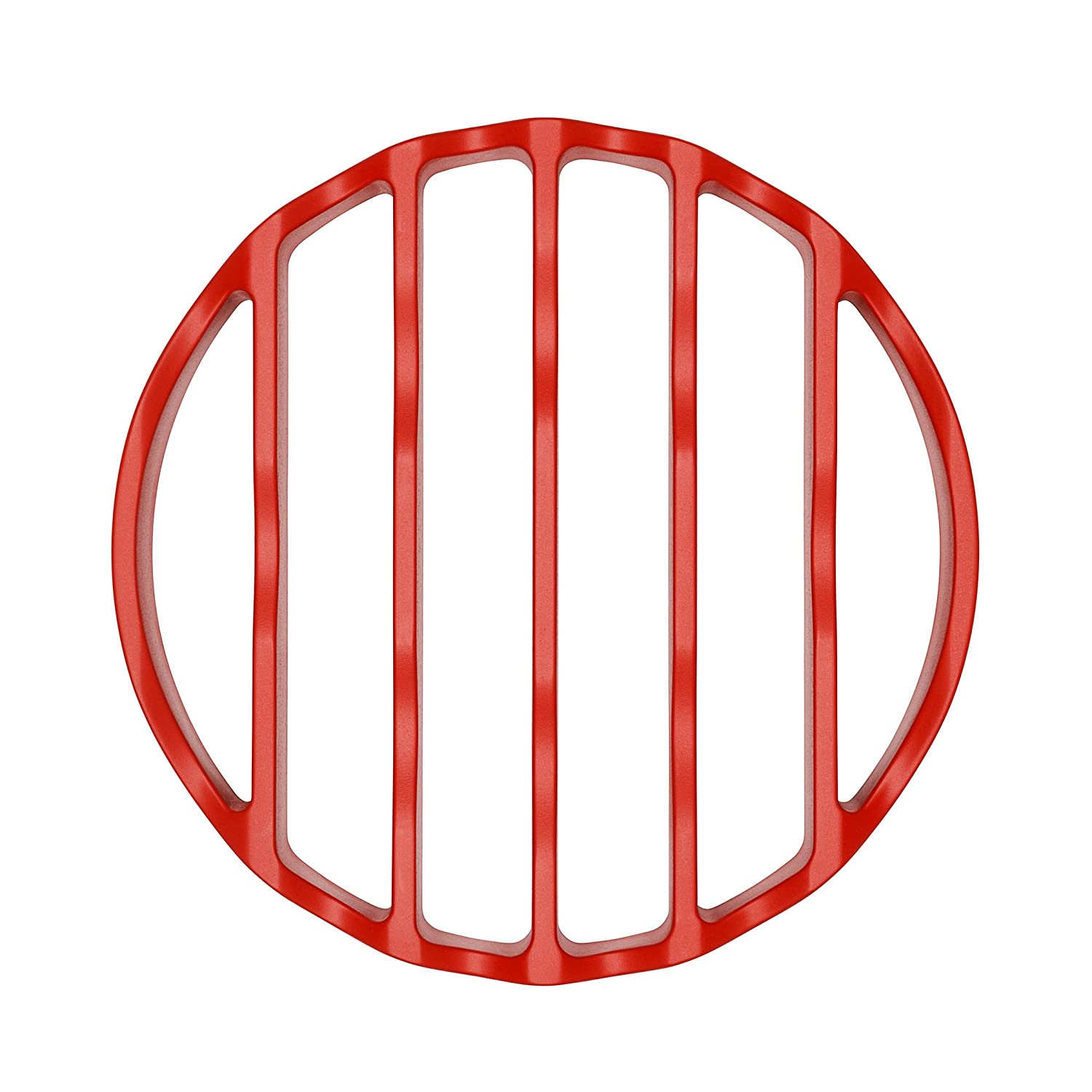 OXO Good Grips Silicone Pressure Cooker Rack Red