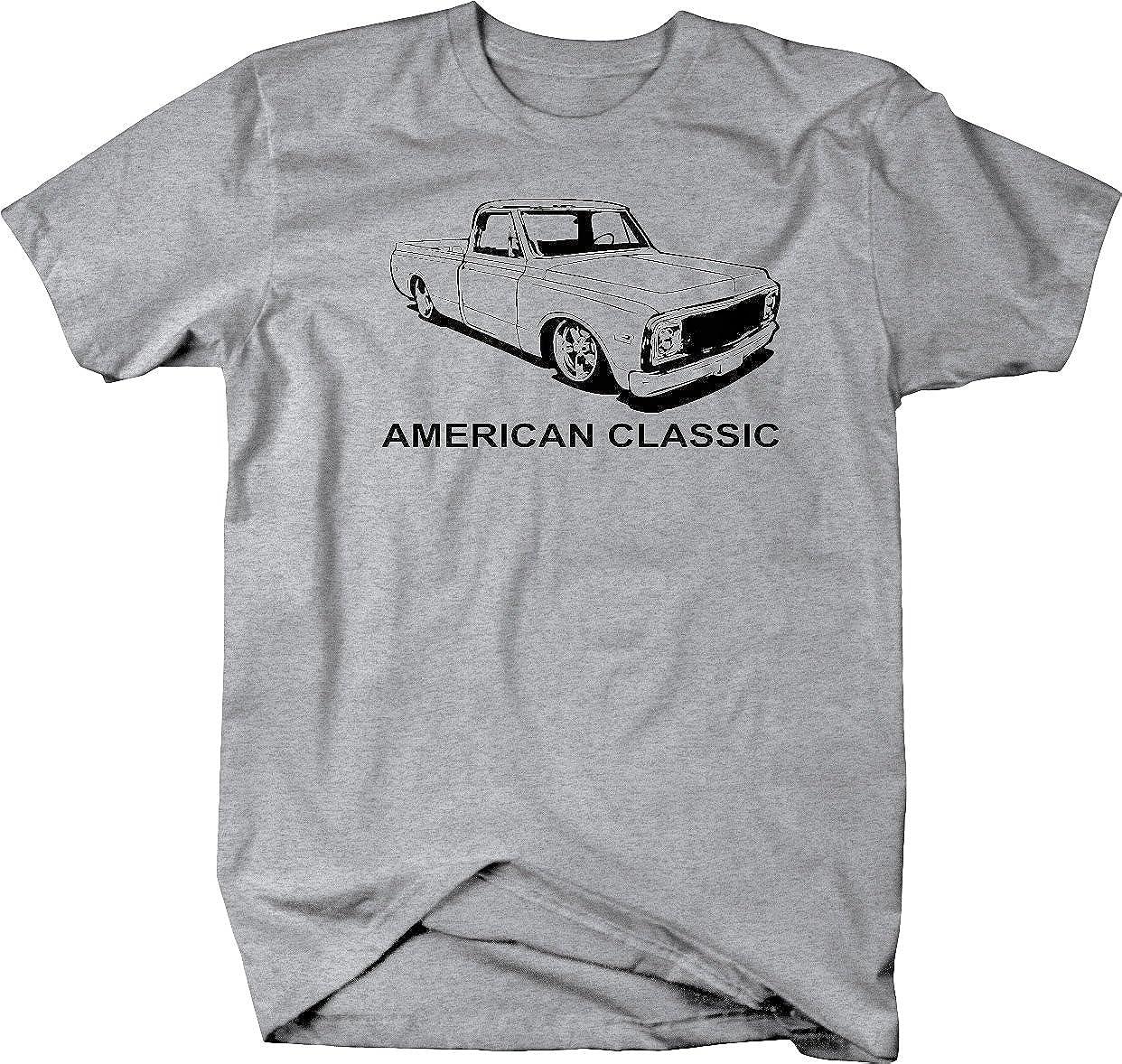 American Classic Chevy C10 Fleetside 1967-72 Pickup Truck Tshirt