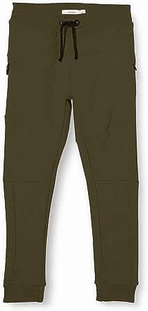NAME IT Nmmfrode Swe Reg/Slim Pant Pantalones Deportivos para Niños