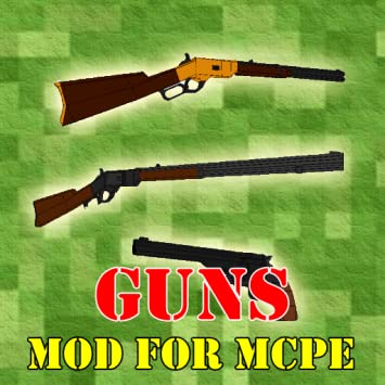 gun mods for minecraft pe android