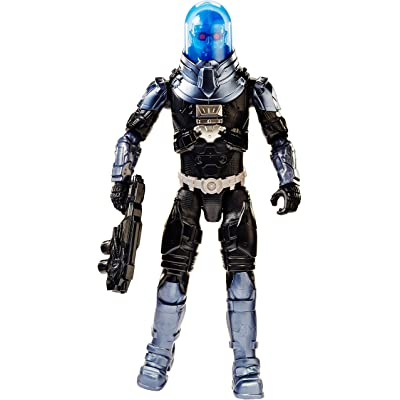 DC Comics Batman Missions: True-Moves Mr. Freeze Figure: Toys & Games