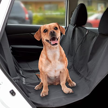 pet dog car bench back seat waterproof cover protector mat convertible hammock amazon     pet dog car bench back seat waterproof cover      rh   amazon