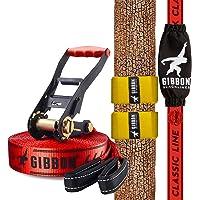 Gibbon Accesorios Slackline Set Classic X13 Tree Pro