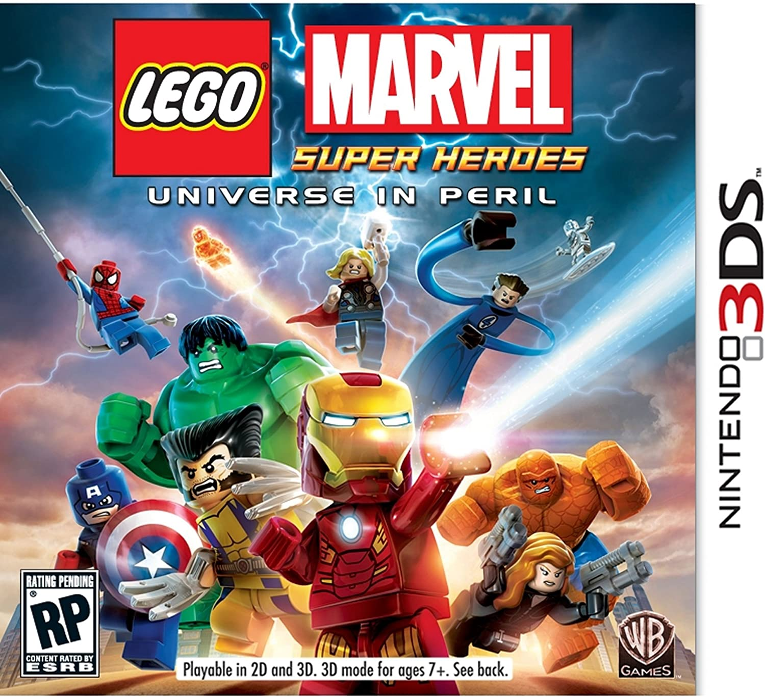 Amazon LEGO Marvel Super Heroes