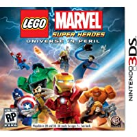 LEGO: Marvel Super Heroes - Nintendo 3DS