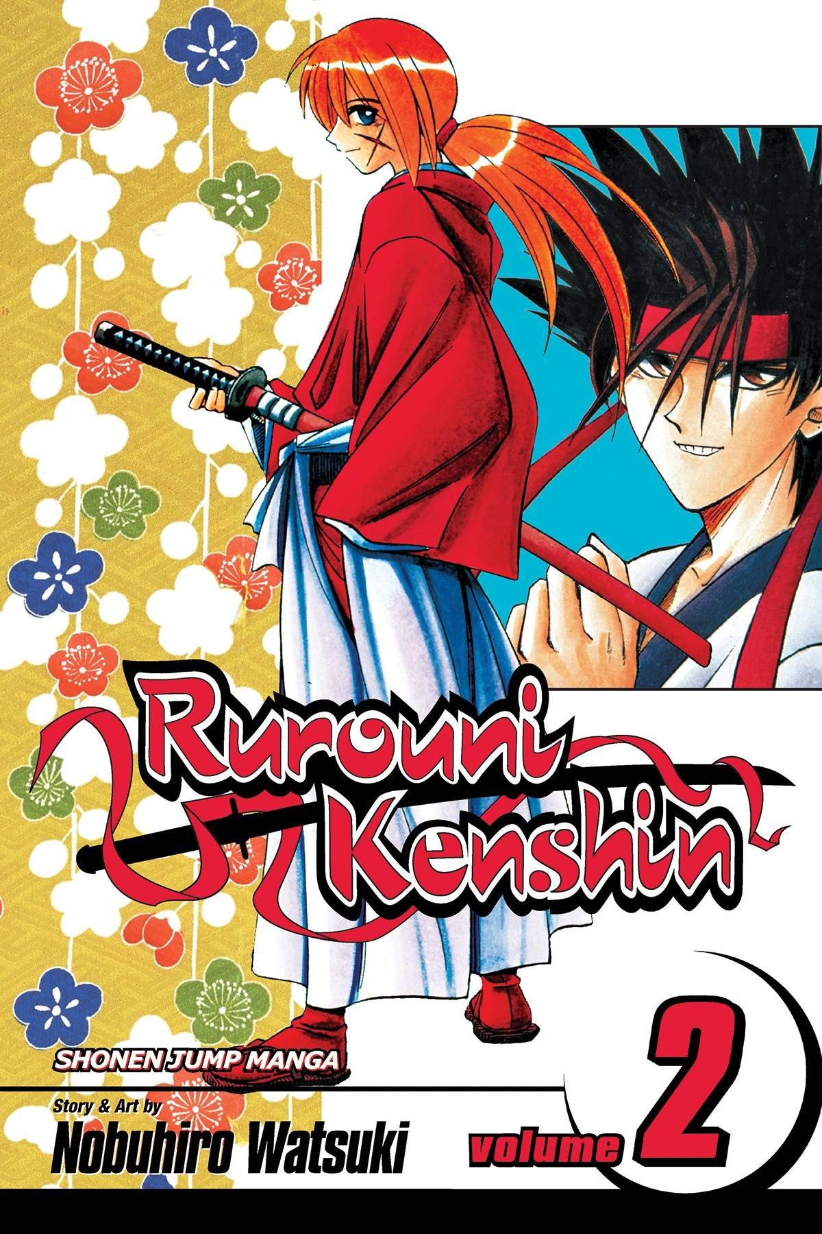 Rurouni Kenshin, Vol. 2