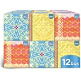 Kleenex Kosmetiktücher Collection, 12er Pack (12 x 56 Tücher)