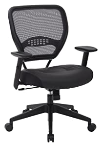 SPACE Seating Professional Padded Leather Seat Chair