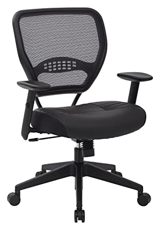 Amazoncom SPACE Seating Professional AirGrid Dark Back and