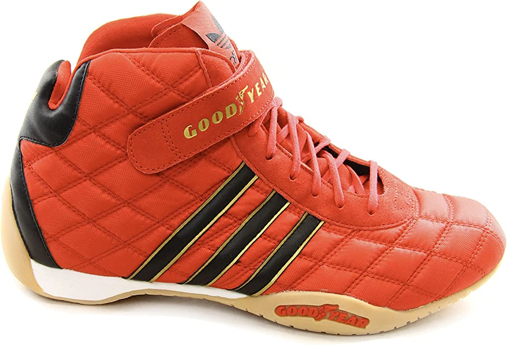 adidas Sneakers Monaco GP Red, Size EU 40: Amazon.it: Scarpe