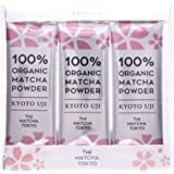 100% Organic Matcha Powder (KYOTO UJI) オーガニック 抹茶 スティックタイプ