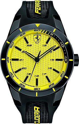 Scuderia Ferrari Redrev Mens Watch 0830246 Amazon De Uhren