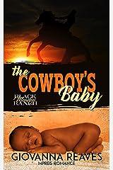 The Cowboy's Baby: Mpreg Romance (Black Meadow Ranch Book 1) Kindle Edition