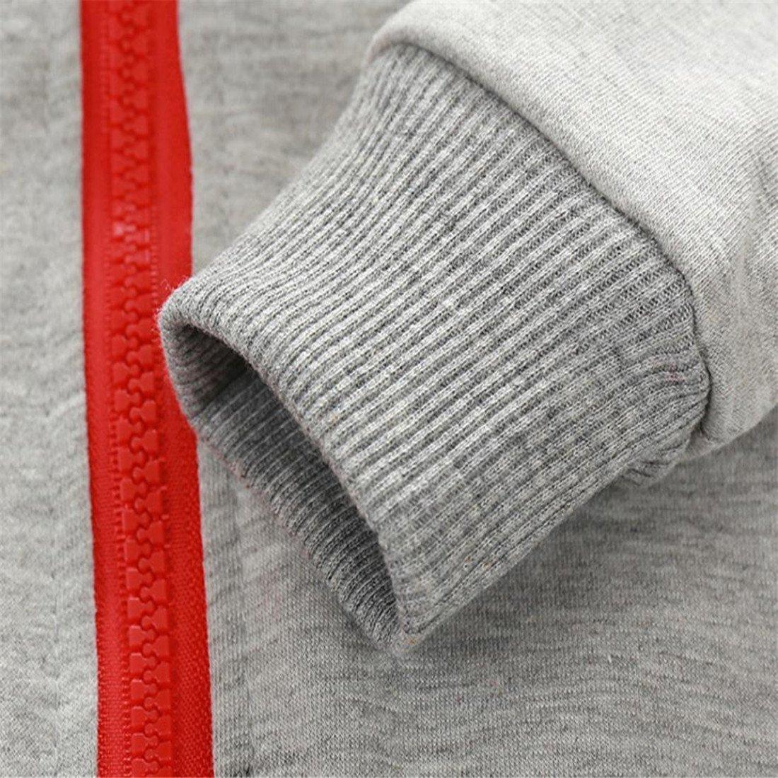 Mantel Jacke Kapuze Reißverschluss Kleidung 0-3 Jahre Oberbekleidung Kleinkind