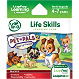LeapFrog Explorer Game: Pet Pals 2 Best of Friends (for LeapPad and Leapster)