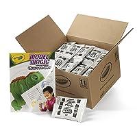 Deals on Crayola Model Magic Classpack White Clay 75 Single Packs