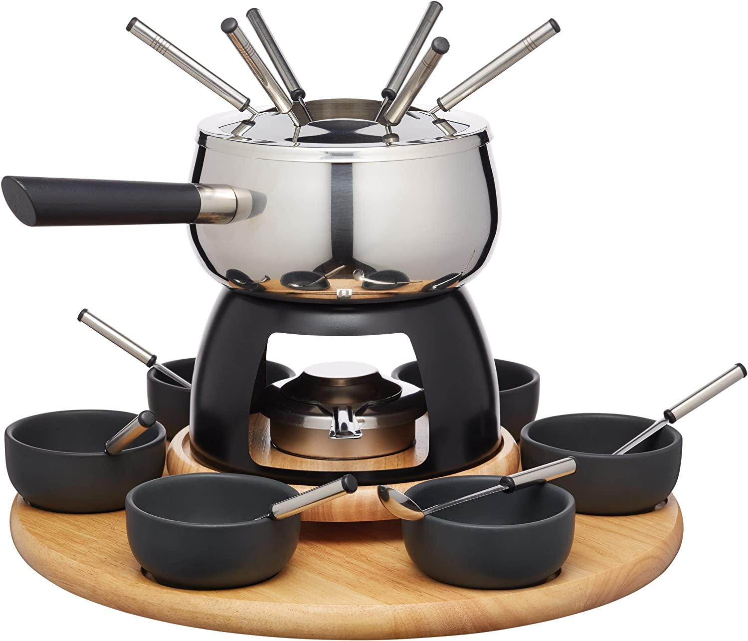Fondue Sets Pots And Pans Cooking
