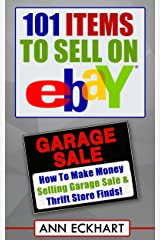 101 Items To Sell On Ebay (2019) Kindle Edition