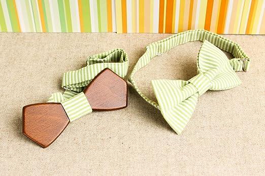 2 pajaritas modernas artesanales corbatas de mono accesorios para ...
