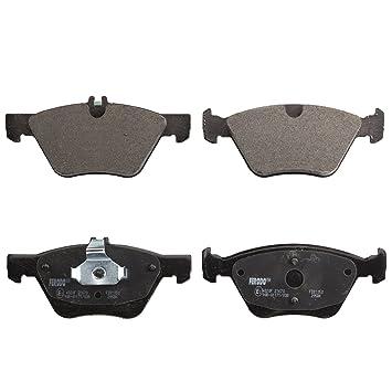 disc brake Ferodo FDB1641 Brake Pad Set set of 4