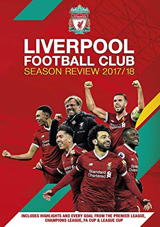 bb3310a4d Liverpool Football Club Season Review 2017-2018 DVD  Amazon.co.uk ...