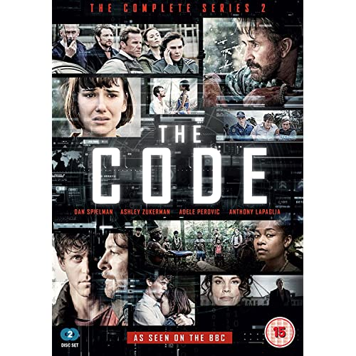 The Code: Series 2 [DVD]