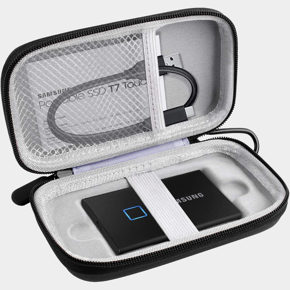 Case For Samsung T7 Touch T7 Portable Ssd 1tb 2tb Computers Accessories