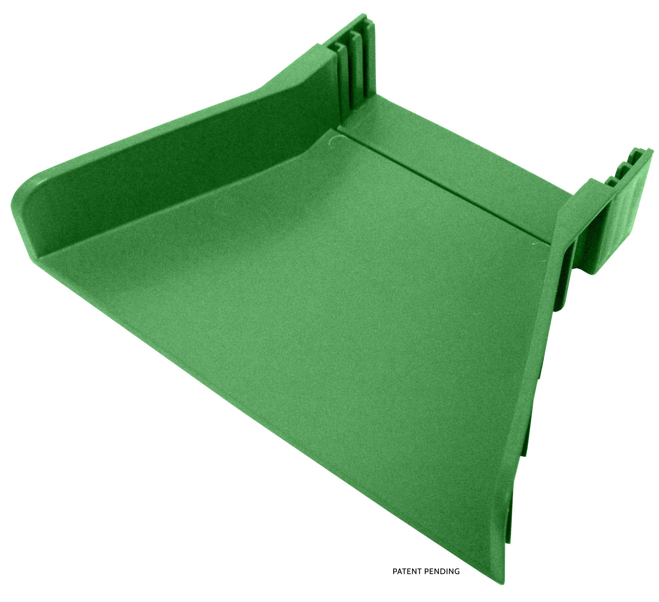 Sluice Fox Flare Only-Green for Portable Modular Sluice Box Gold Panning Dredge by Sluice Fox (Image #1)