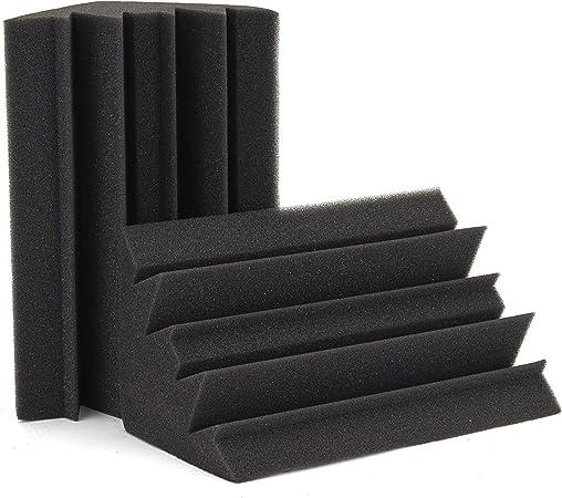 JOJOJOZZ Karaoke - Esponja Aislante de Sonido para Estudio de grabación de Sonido, Aislamiento de algodón, absorción de Sonido, Aislamiento de Sonido de Pared de algodón: Amazon.es: Hogar