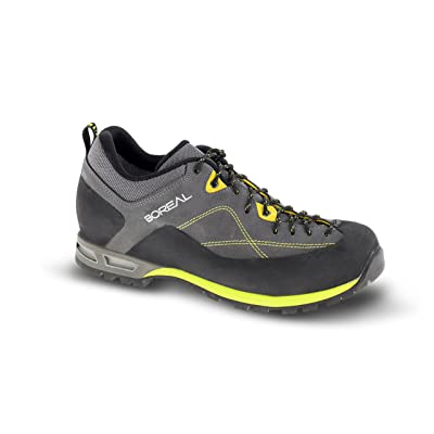 Boreal Climbing Shoes Mens Lightweight Drom Gris 10 Gray 31805: Sports & Outdoors