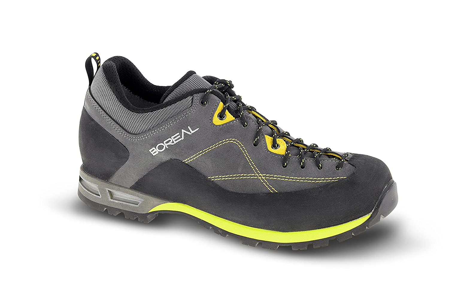 Boreal Climbing Shoes Mens Lightweight Drom Gris Grey 31805