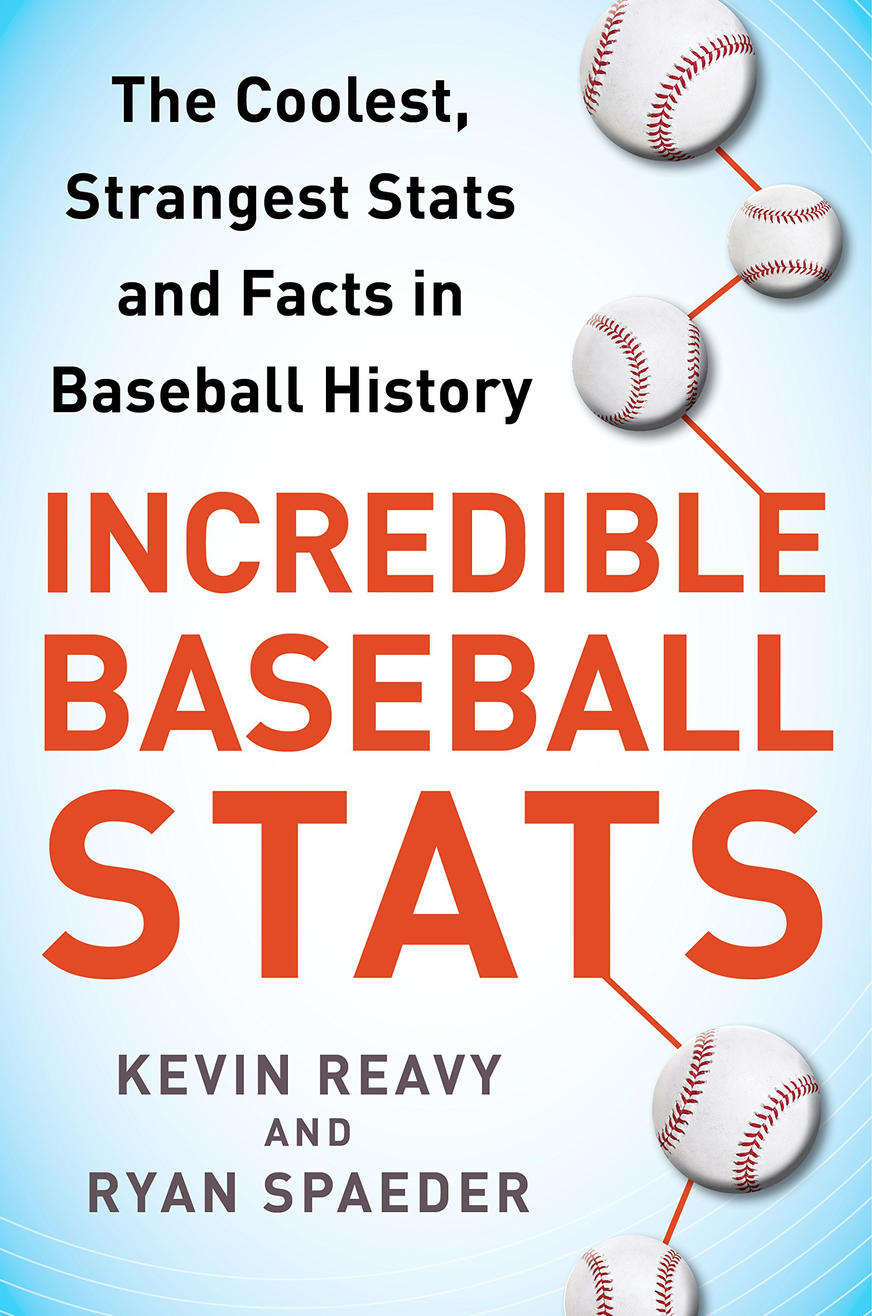 Download Incredible Baseball Stats: The Coolest, Strangest Stats and Facts in Baseball History PDF